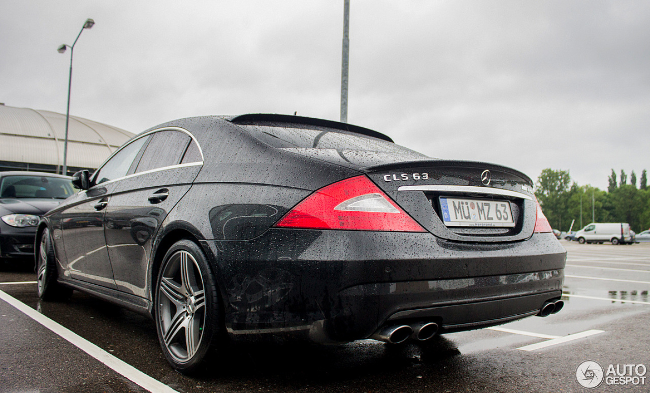 mercedes benz cls 63 amg c219 2008 10 may 2014 autogespot. Black Bedroom Furniture Sets. Home Design Ideas