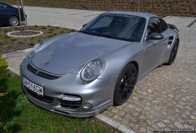 Porsche 997 Turbo MkI SportMile