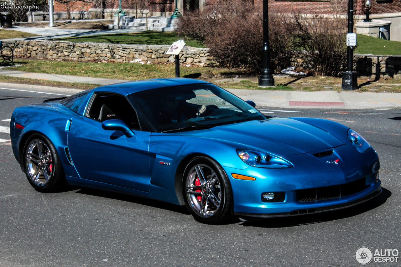 Chevrolet Corvette C6 Z06 12 May 2014 Autogespot