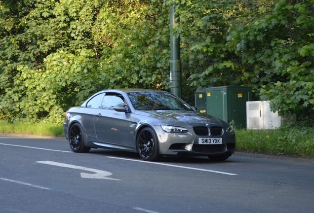 BMW M3 E93 Cabriolet Limited Edition 500