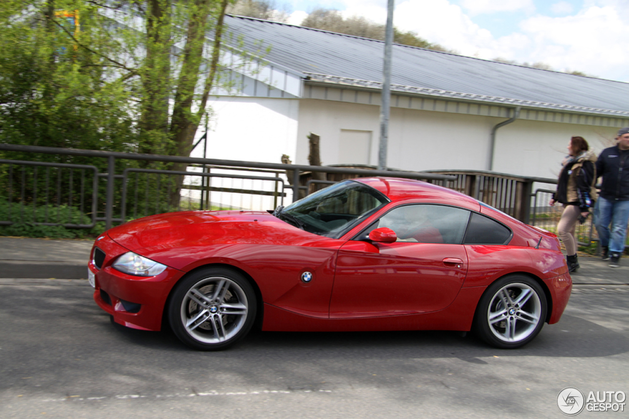 Bmw Z4 M Coup 233 15 May 2014 Autogespot