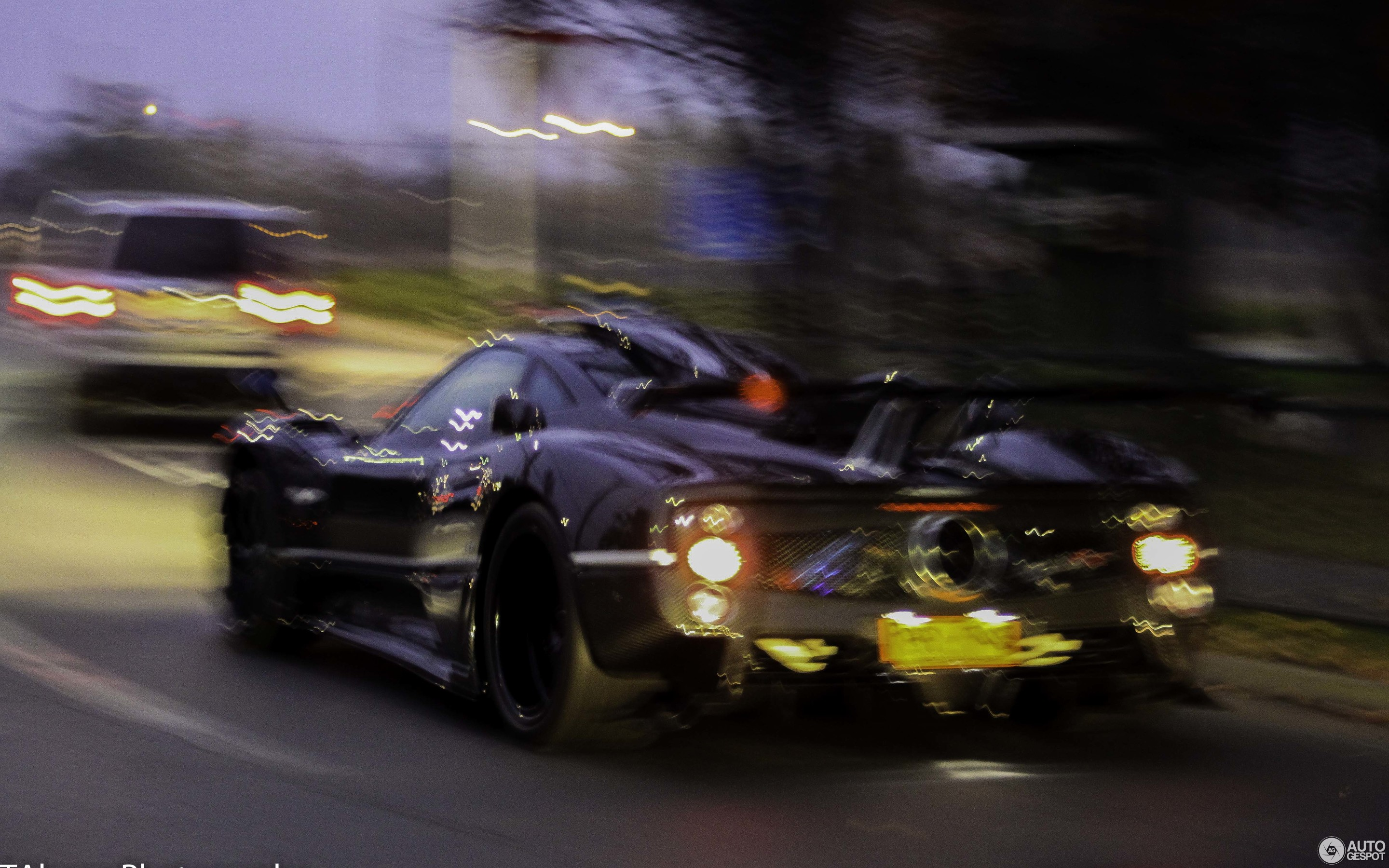pagani zonda 760rs - 17 may 2014 - autogespot