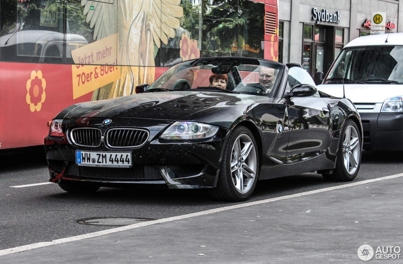 Bmw Z4 M Roadster 19 May 2014 Autogespot