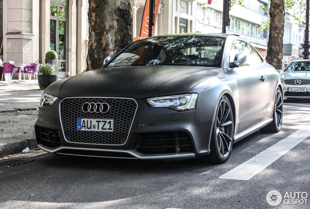 Audi RS5 B8 2012 - 21 May 2014 - Autogespot