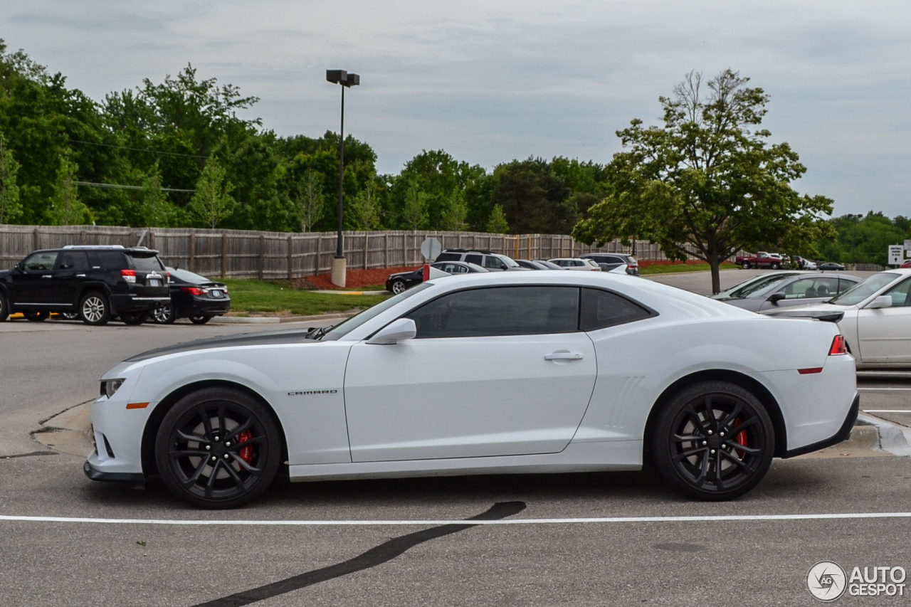 Chevrolet Camaro SS 1LE 2014  24 May 2014  Autogespot