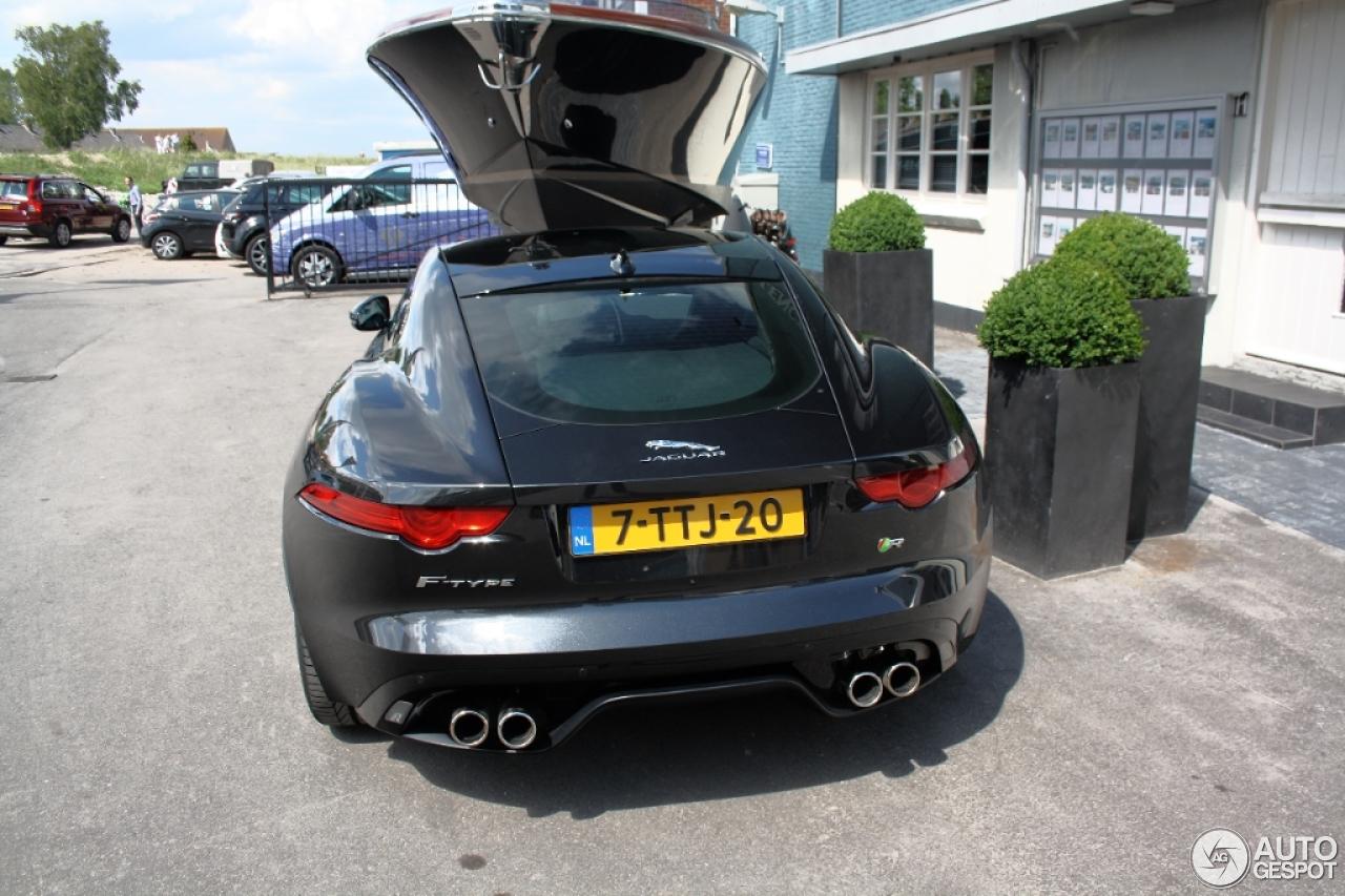 Jaguar F-TYPE R Coupé - 25 May 2014 - Autogespot