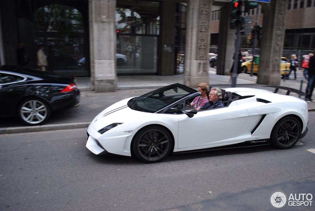 Lamborghini Gallardo Lp570 4 Spyder Performante 26 May 2014
