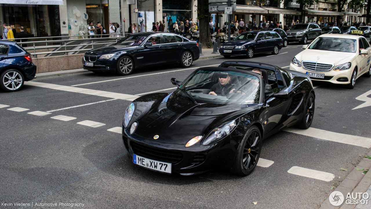 lotus elise s2 s 26 mai 2014 autogespot. Black Bedroom Furniture Sets. Home Design Ideas