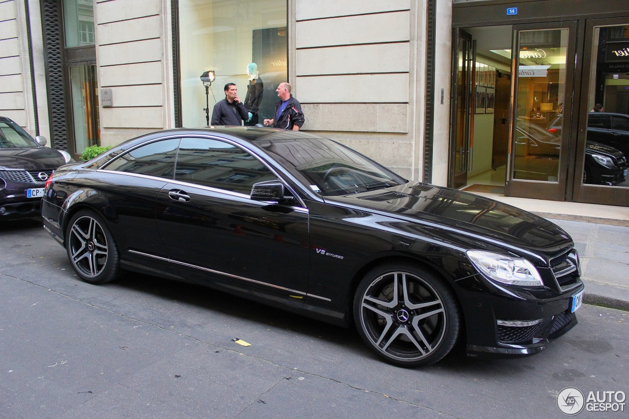 Mercedes Benz Cl 63 Amg C216 2011 27 May 2014 Autogespot