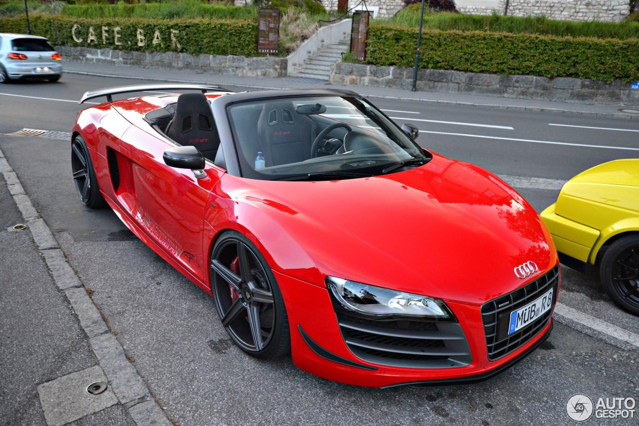 Audi R8 GT Spyder - 28 May 2014 - Autogespot