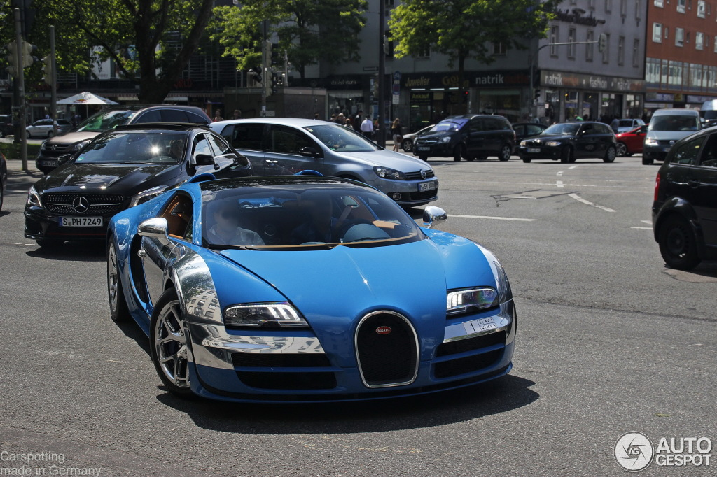 bugatti veyron 16 4 grand sport vitesse meo costantini 29 may 2014 autogespot. Black Bedroom Furniture Sets. Home Design Ideas