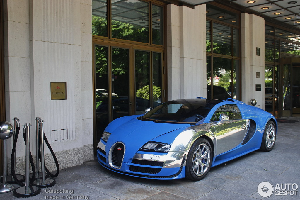 bugatti veyron 16 4 grand sport vitesse meo costantini 29 may 2014 autoge. Black Bedroom Furniture Sets. Home Design Ideas