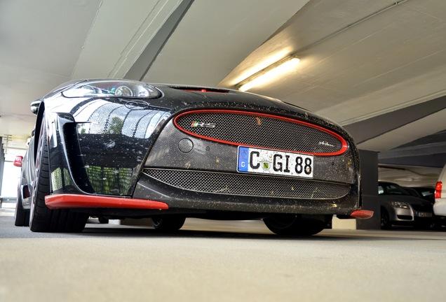 Jaguar XKR-S Convertible Arden AJ 20 RS