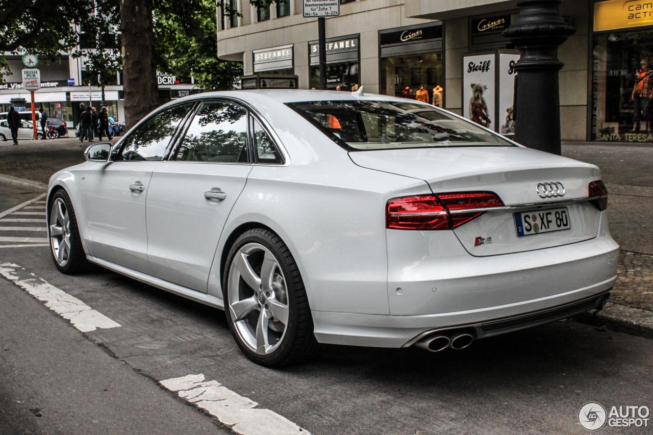 Audi S8 D4 2014 - 30 Mai 2014 - Autogespot