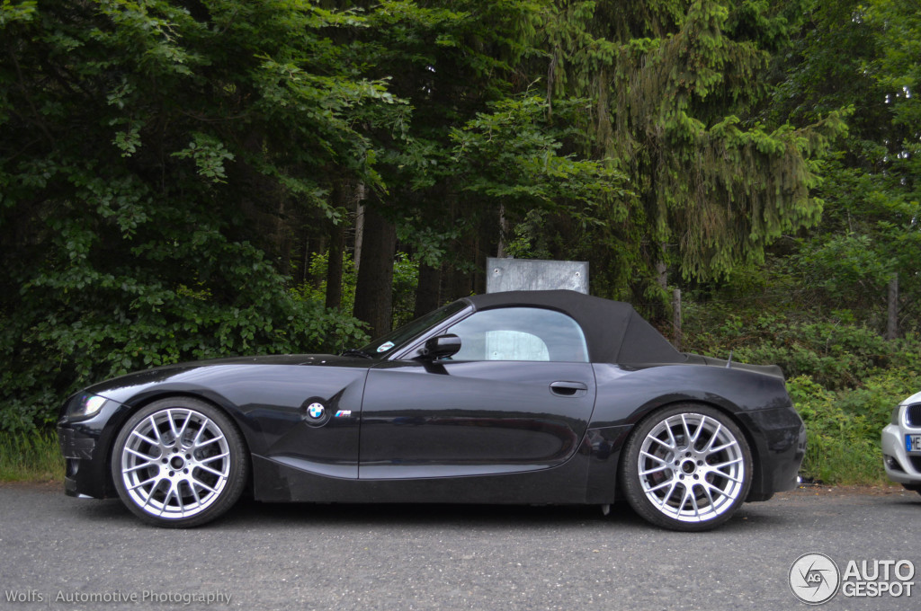 Bmw Z4 M Roadster 30 May 2014 Autogespot