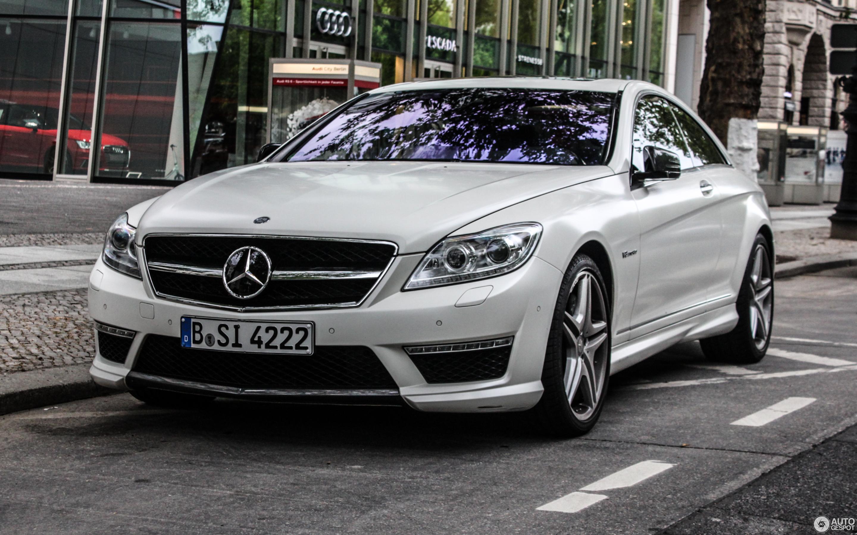 Mercedes Benz CL 63 AMG C216 2011 30 Mai 2014 Autogespot