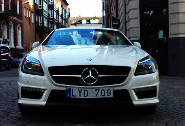 Mercedes-Benz SLK 55 AMG R172