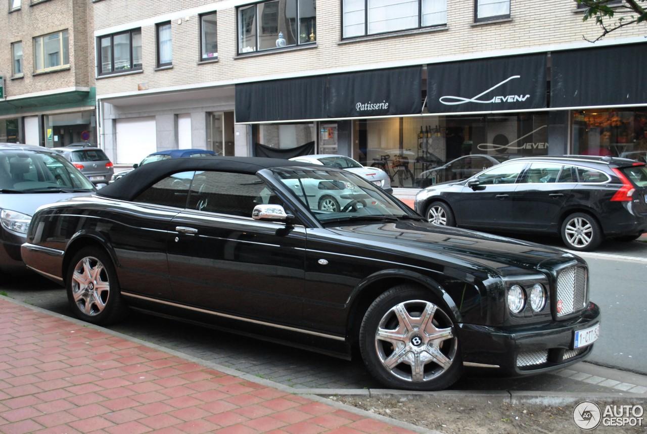 Bentley azure 2014