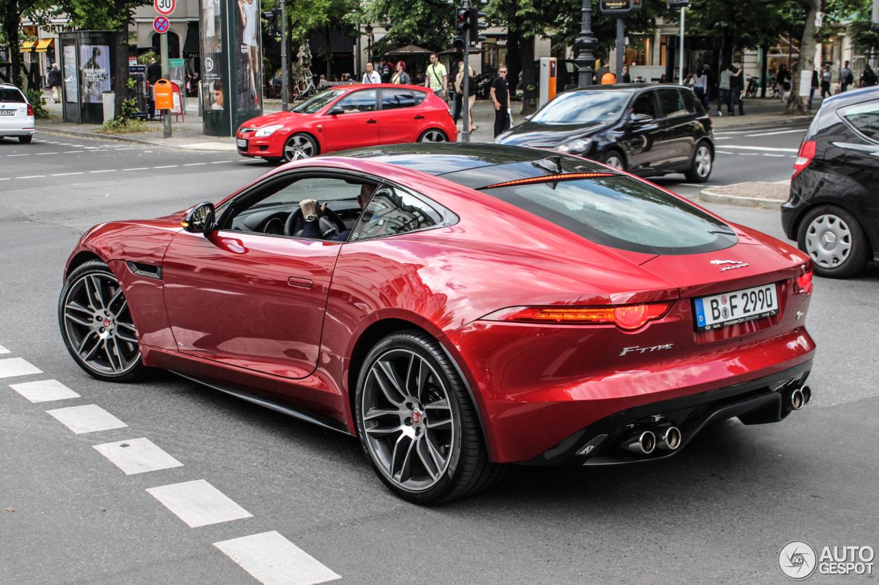 Jaguar F-TYPE R Coupé - 3 June 2014 - Autogespot