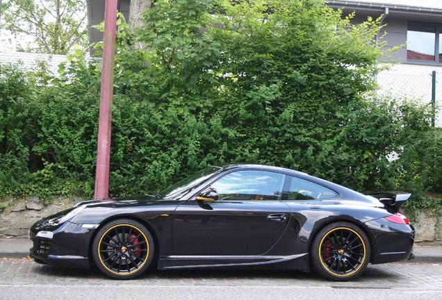 Porsche speedART SRS 420