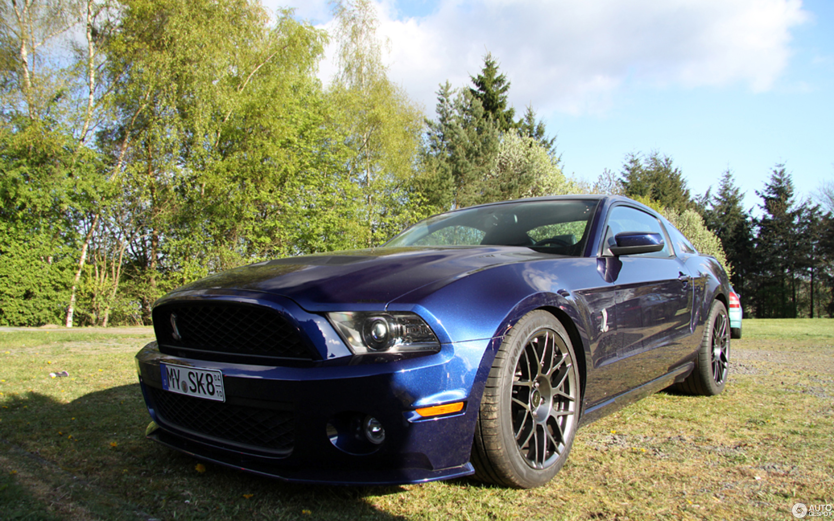 Ford Mustang Shelby GT500 2010 5 June 2014 Autogespot