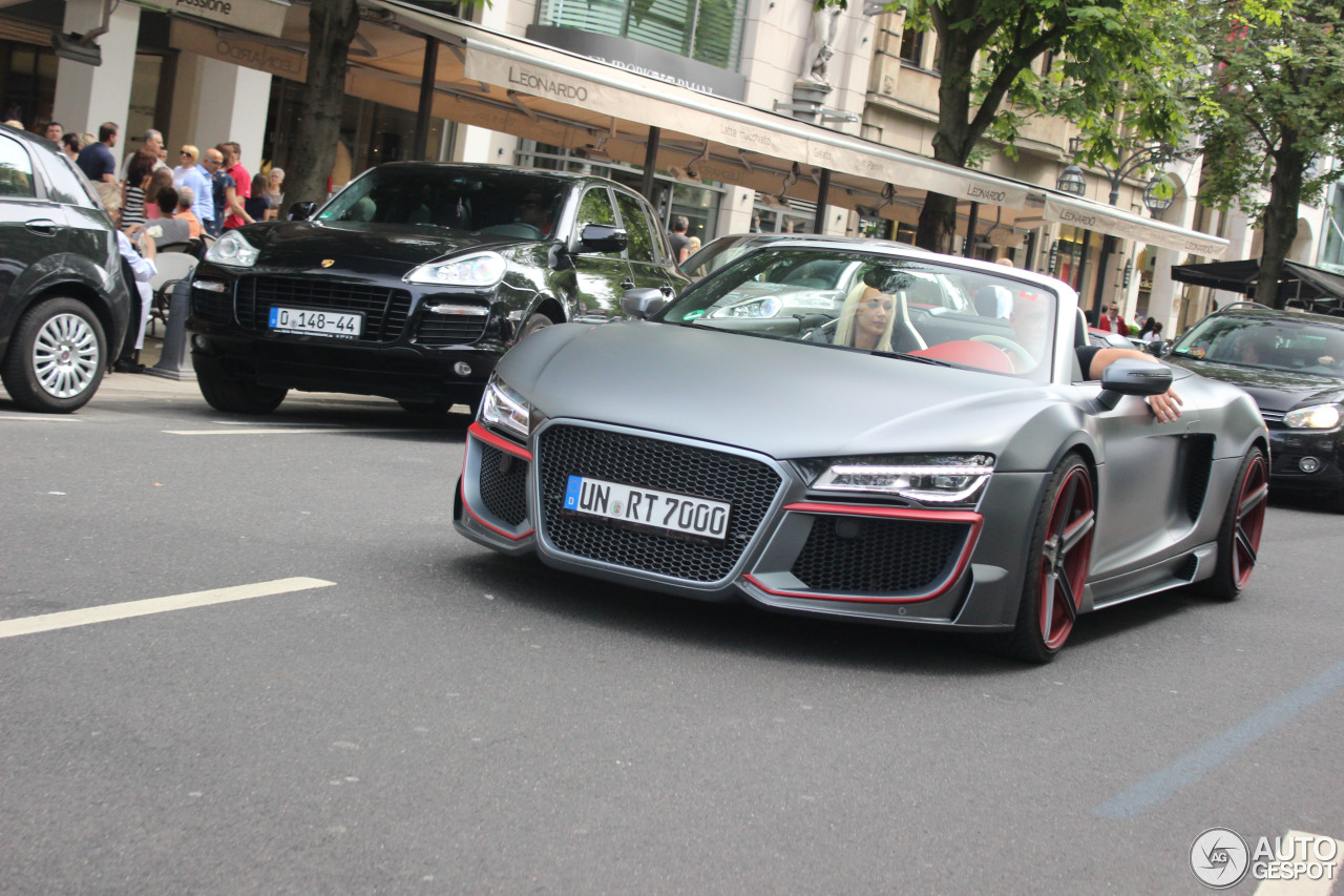 audi r8 v10 spyder 2013 regula tuning 7 june 2014. Black Bedroom Furniture Sets. Home Design Ideas
