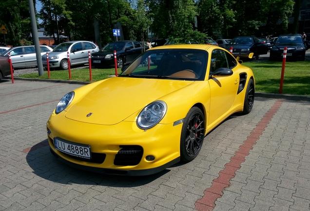 Porsche 997 Turbo Techart MkII