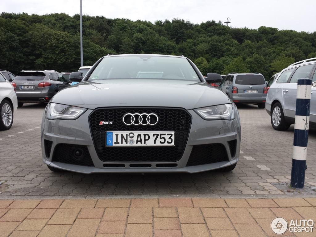 Audi Rs4 Avant B8 9 Juni 2014 Autogespot