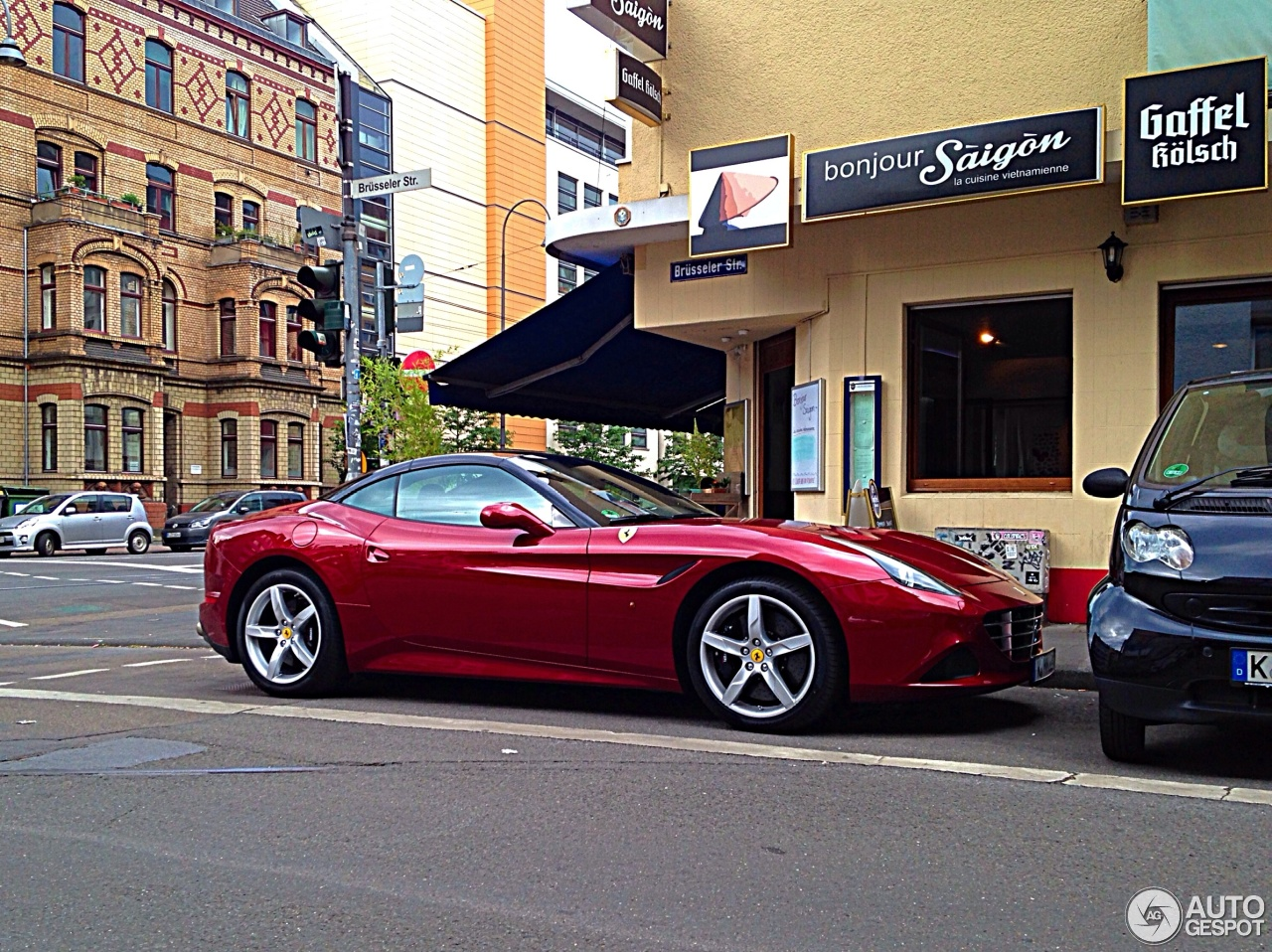 Ferrari California T - 9 June 2014 - Autogespot