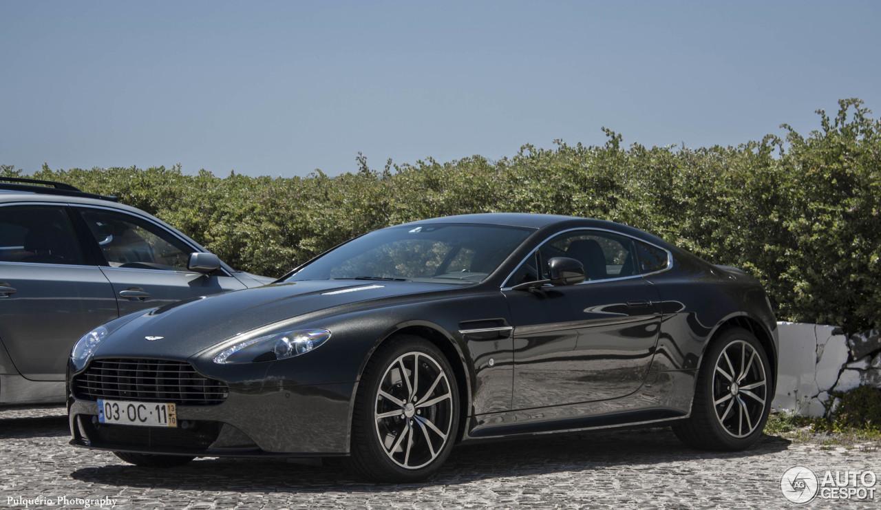 Aston Martin V Vantage S June Autogespot - Aston martin v8 vantage s