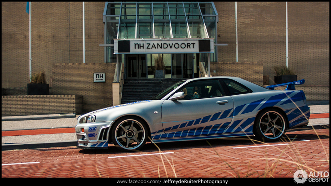 Nissan Skyline R34 13 June 2014 Autogespot