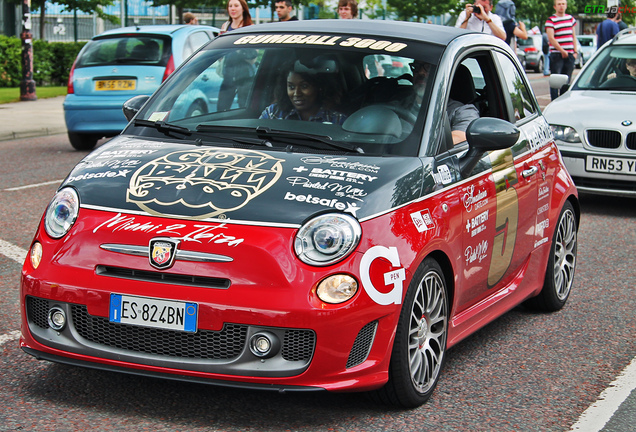 exotic car spots worldwide hourly updated autogespot abarth. Black Bedroom Furniture Sets. Home Design Ideas