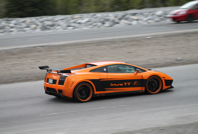 Lamborghini Gallardo Imsa GTV