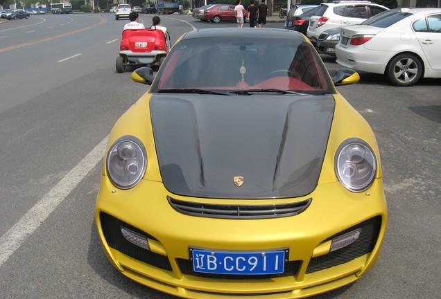 Porsche 997 Techart GT Street