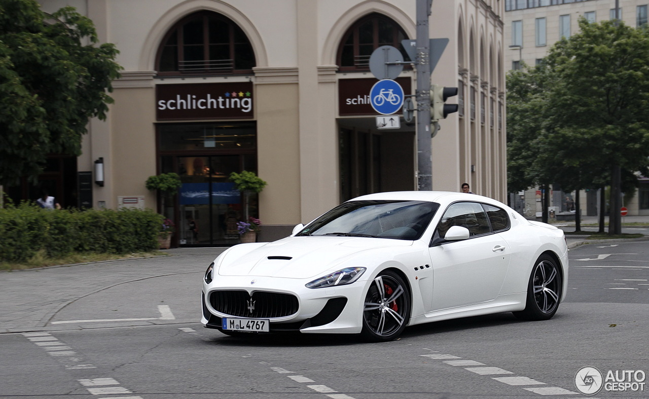 maserati granturismo mc stradale 2013 15 june 2014 autogespot. Black Bedroom Furniture Sets. Home Design Ideas