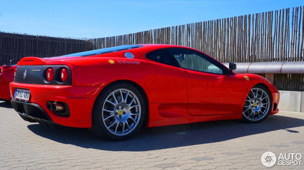 2010 Ferrari 360 Challenge Stradale photo - 2