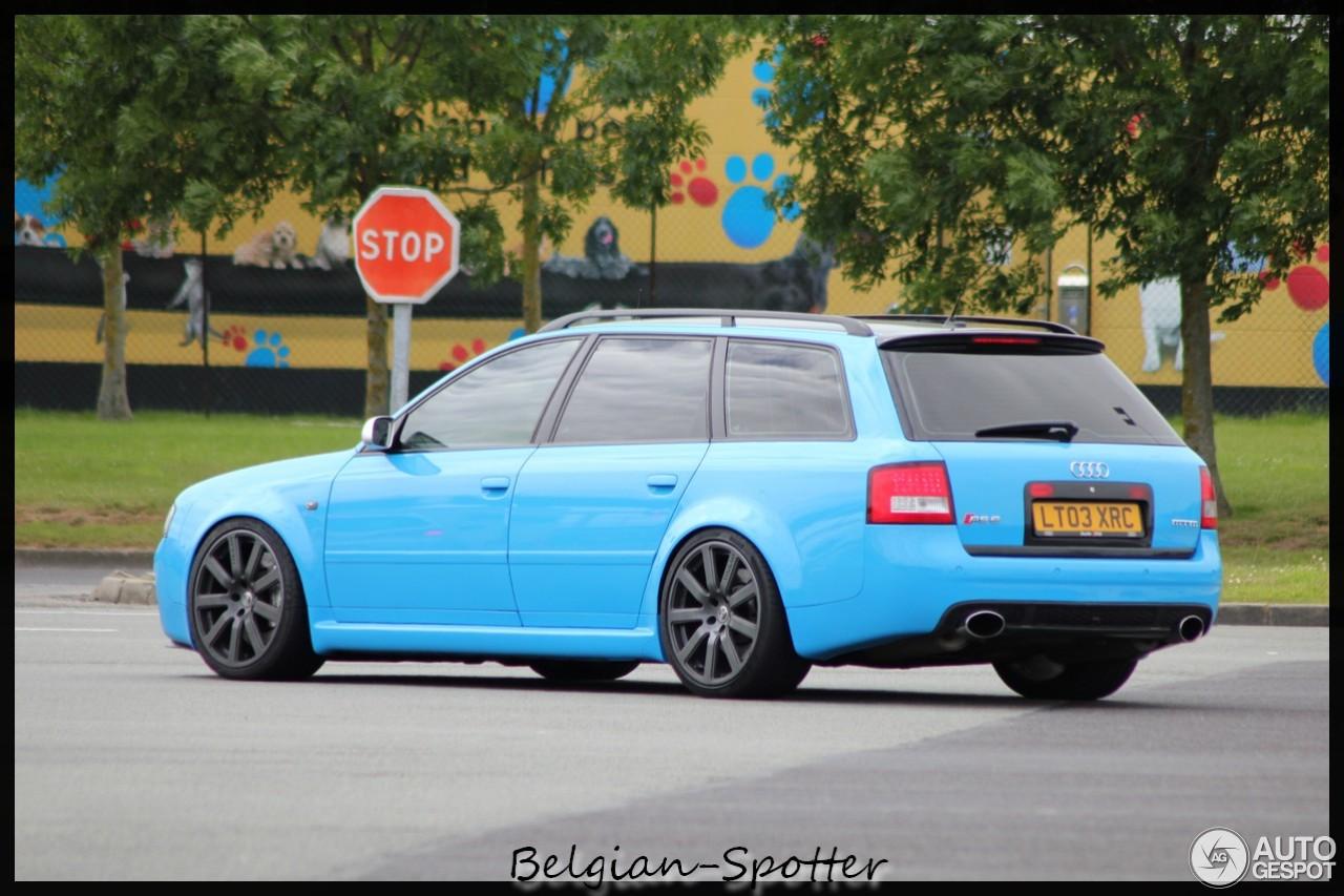 Audi MTM RS6 Avant C5 - 17 June 2014 - Autogespot