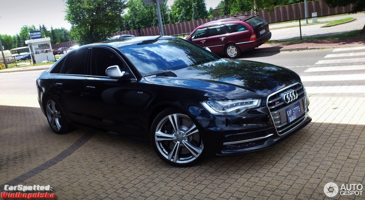 Coupe Vs Sedan >> Audi S6 Sedan C7 - 17 June 2014 - Autogespot