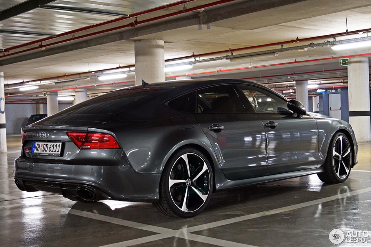 Audi Rs7 Sportback 18 Junio 2014 Autogespot