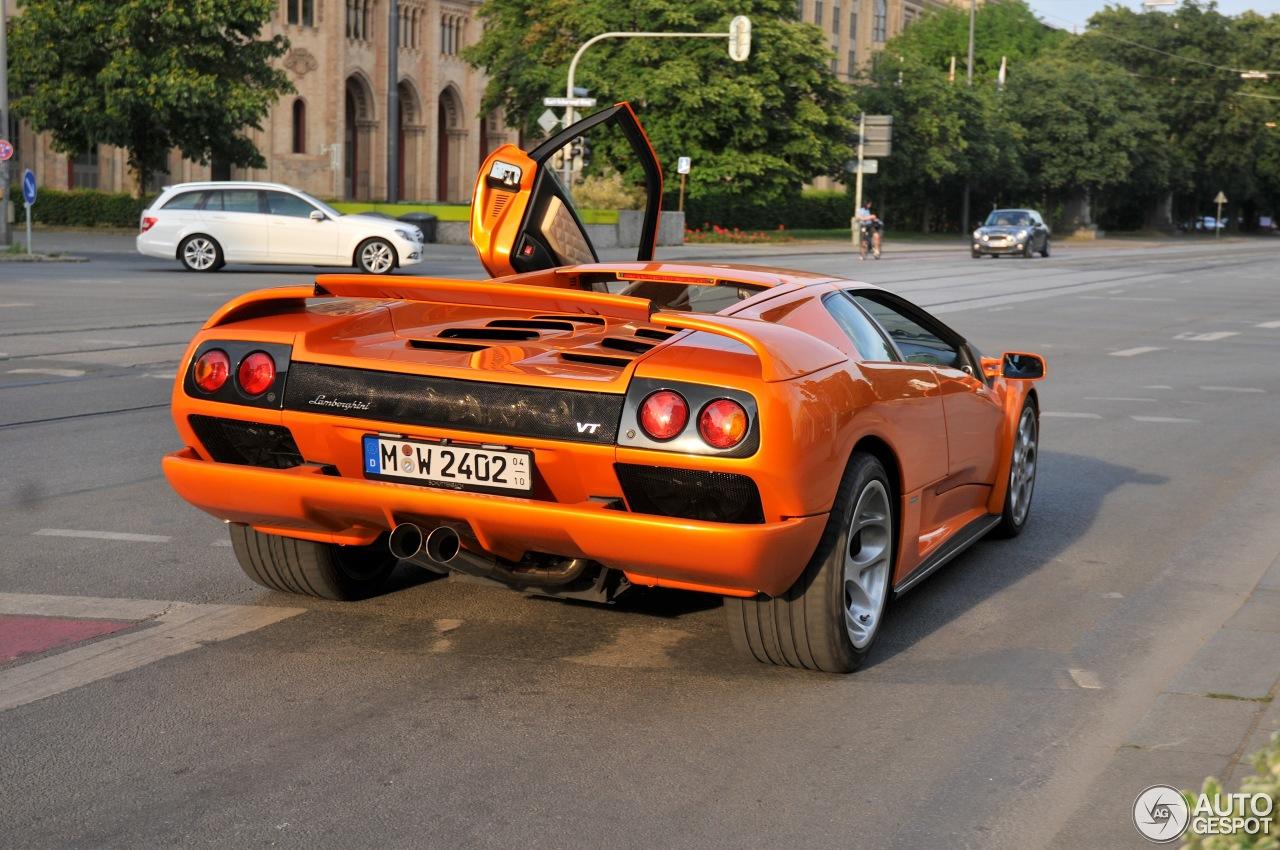 Lamborghini Diablo Vt 6 0 18 Juni 2014 Autogespot