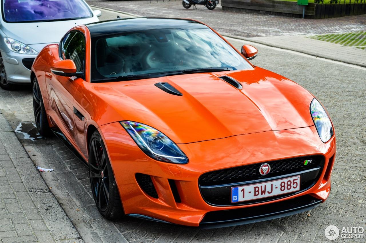 Jaguar F-TYPE R Coupé - 19 June 2014 - Autogespot