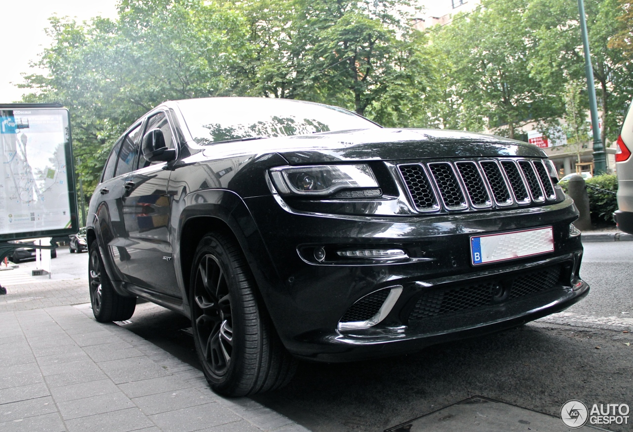 jeep grand cherokee srt 8 2013 19 june 2014 autogespot. Black Bedroom Furniture Sets. Home Design Ideas