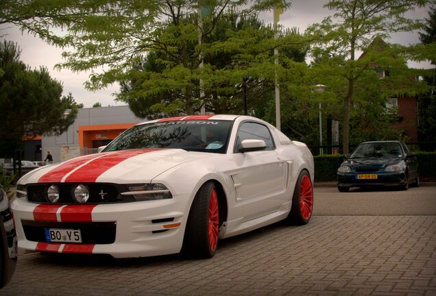 Ford Mustang GT 2011 3D Carbon