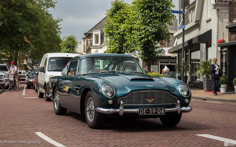 Aston Martin Db4 Vantage 22 June 2014 Autogespot