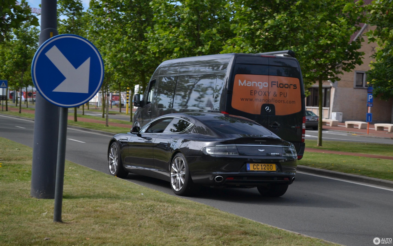 Aston Martin Rapide S 22 June 2014 Autogespot