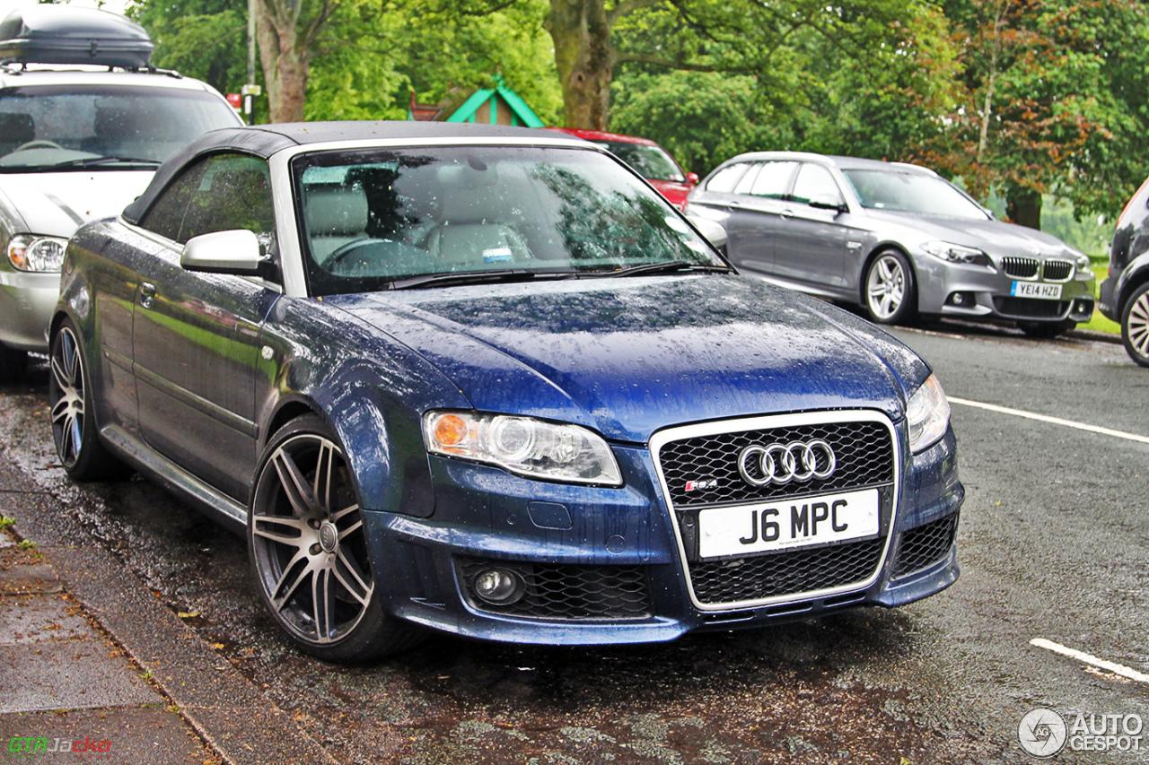 Audi Rs7 2014 For Sale >> Audi RS4 Cabriolet - 23 June 2014 - Autogespot