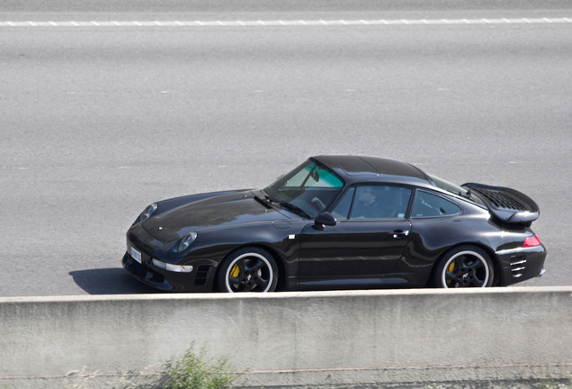 RUF 993 Turbo R
