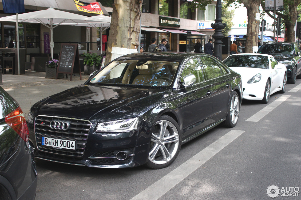 audi s8 d4 2014 26 june 2014 autogespot. Black Bedroom Furniture Sets. Home Design Ideas