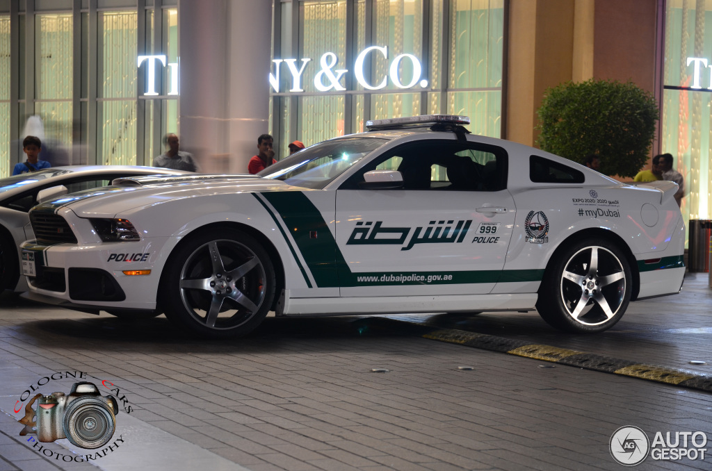 Roush Stage 3 >> Ford Mustang Roush Stage 3 2013 - 27 June 2014 - Autogespot