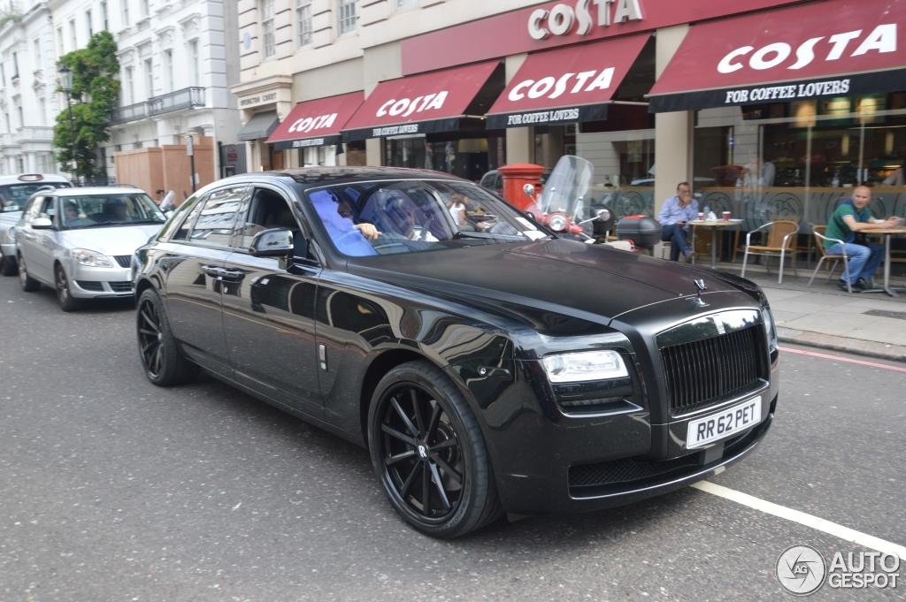 Rolls Royce Ghost 27 June 2014 Autogespot